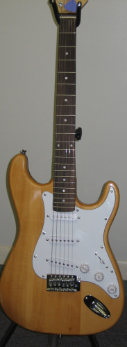 Strat-style Electric