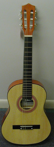 1/2 or 1/3 Size Folk Guitar